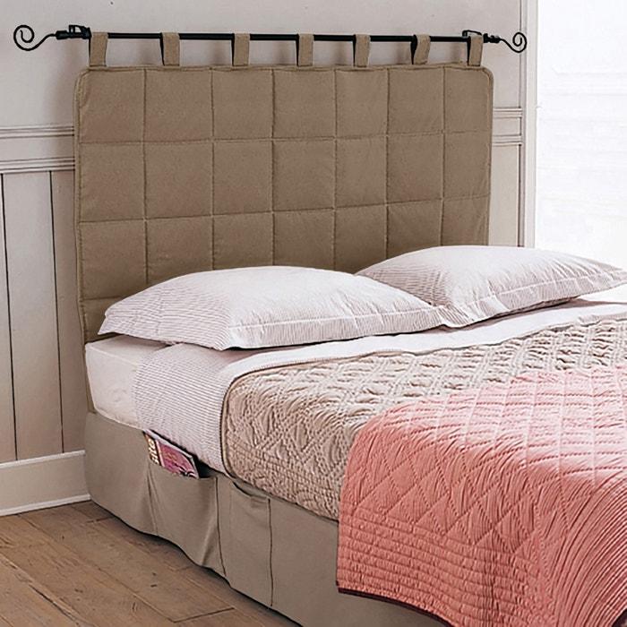 Image Tête de lit matelassée La Redoute Interieurs