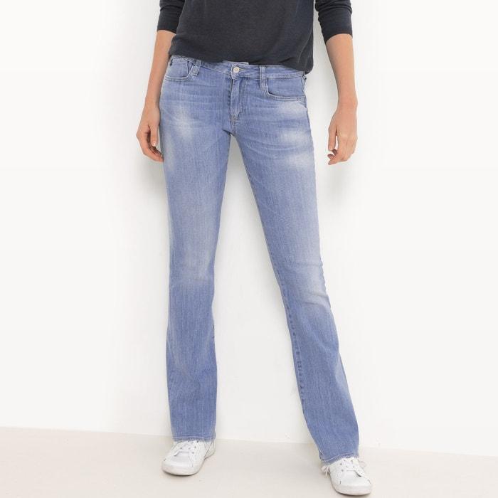 """Straight-Cut Jeans, Regular Waist, Length 32""""  LE TEMPS DES CERISES image 0"""