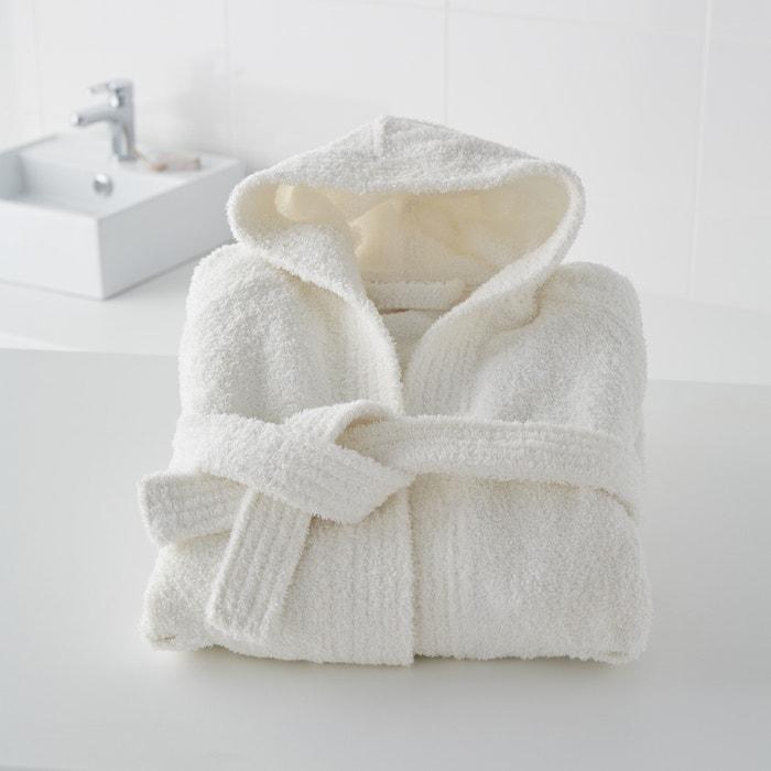 Bild Bademantel mit Kapuze, Frottee 450 g/m², Best-Qualität La Redoute Interieurs