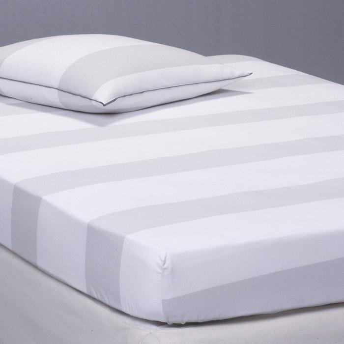 drap housse imprim yacht la redoute interieurs la redoute. Black Bedroom Furniture Sets. Home Design Ideas