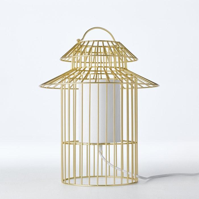 Lampada da tavolo bambino gabbia di uccelli Cuicuicui  AM.PM. image 0