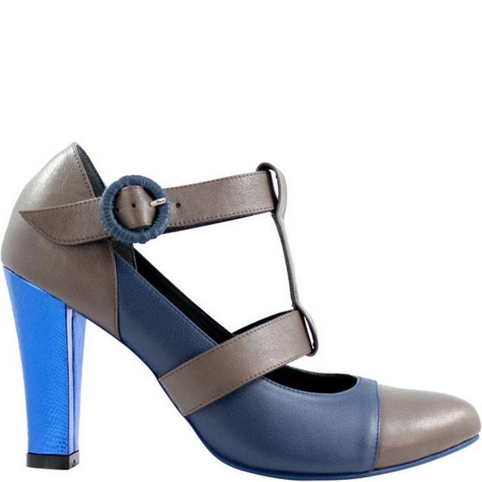 Cuir Black Chaussures Femme Pring ParisLa Erika Redoute En 4L3R5jA