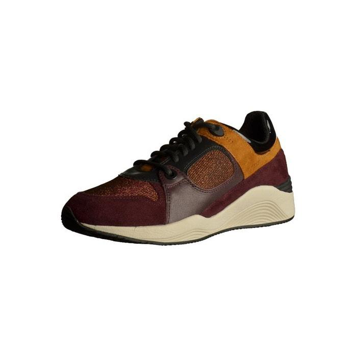 Sneaker bordeaux Geox original Prix Incroyable Choisir Un Meilleur Prix Pas Cher Expédition Des Frais Bas Prix bHiYktLMw