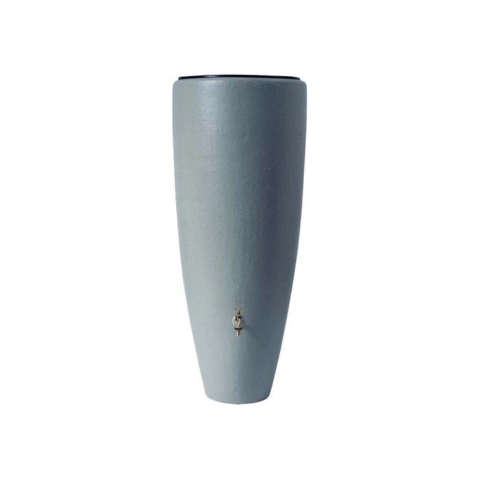 r cup rateur eau de pluie 2 en 1 300l garantia gris avec bac fleur garantia la redoute. Black Bedroom Furniture Sets. Home Design Ideas