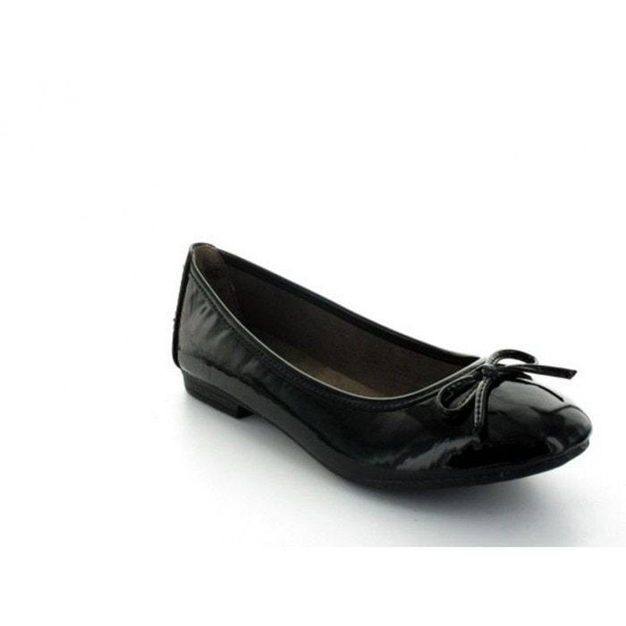 ballerines noires vernies jana noire jana la redoute. Black Bedroom Furniture Sets. Home Design Ideas
