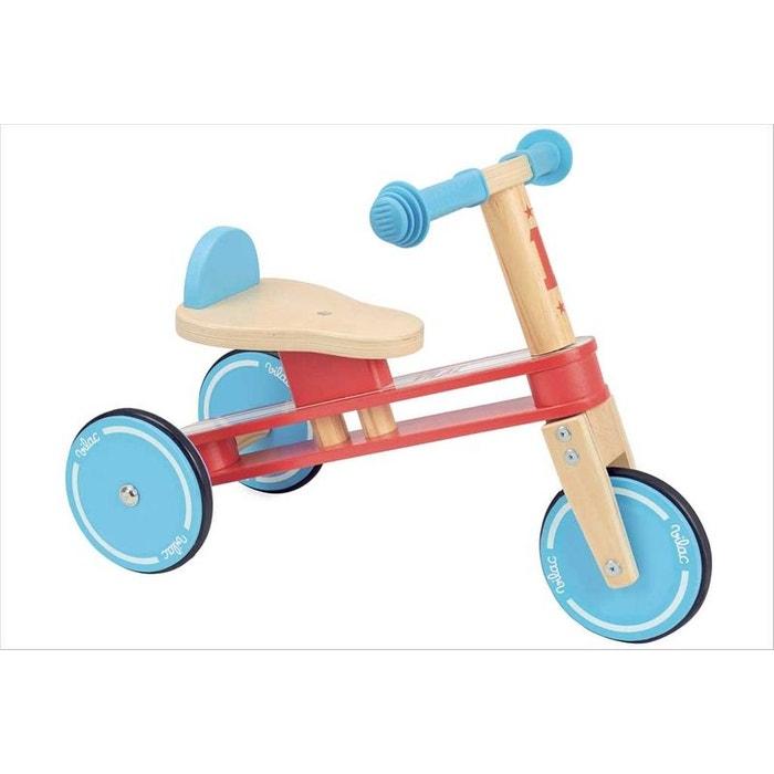 tricycle en bois sans p dale vilac couleur unique vilac. Black Bedroom Furniture Sets. Home Design Ideas