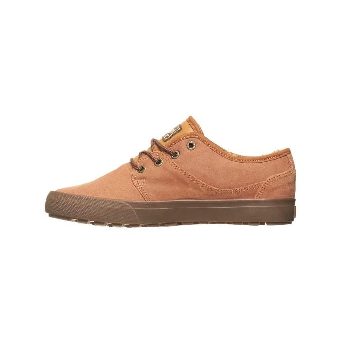 Chaussure mahalo - fur lined brun Globe