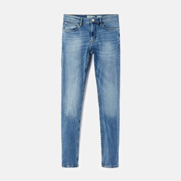"Image Gosklight Skinny Jeans, Length 34"" CELIO"
