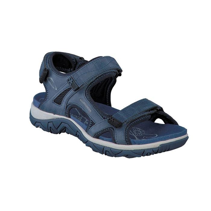 Sandales larisa bleu Mephisto