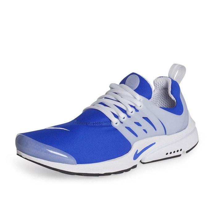 Basket mode air presto  bleu Nike  La Redoute