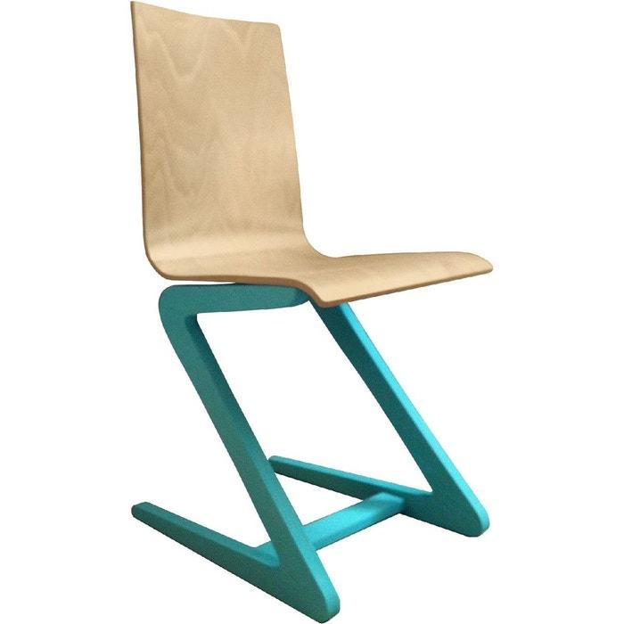 chaise zed t mobilier la redoute. Black Bedroom Furniture Sets. Home Design Ideas