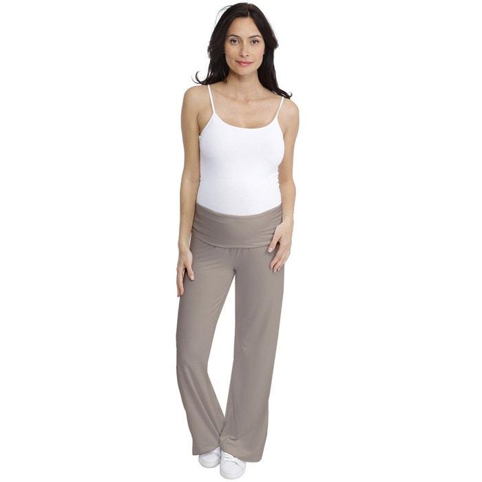 Pantalon de grossesse en modal marguerite rendez vous paris la redoute - Boutique la redoute paris ...