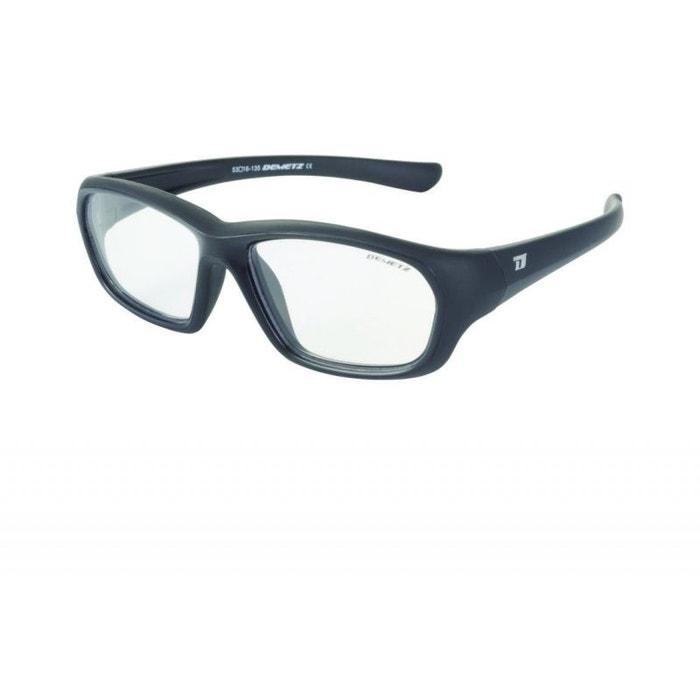 04b02d97aa Lunettes de sport mixte demetz noir softness noir 57/15 noir Demetz | La  Redoute