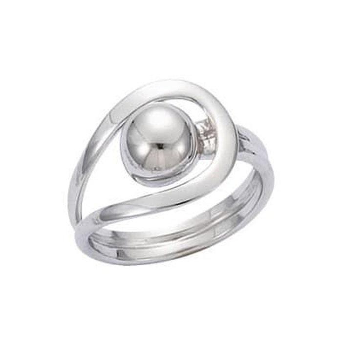 Bague anneau moderne boule argent 925 couleur unique So Chic Bijoux | La Redoute Vente Achats En Ligne Epi5F41lZO