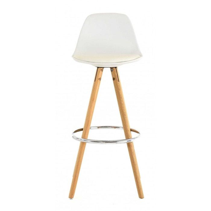 lot de 2 chaises de bar circus zago la redoute. Black Bedroom Furniture Sets. Home Design Ideas