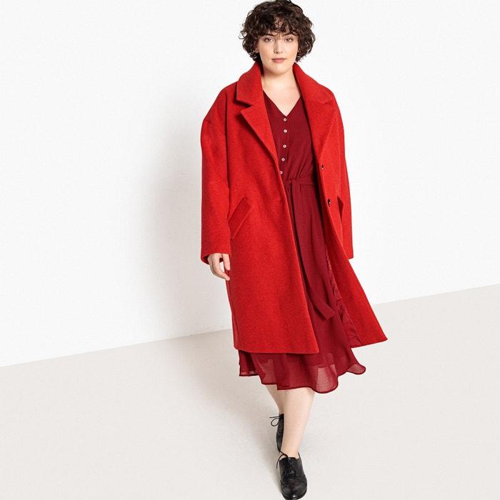 Tailored Boyfriend Coat  CASTALUNA PLUS SIZE image 0