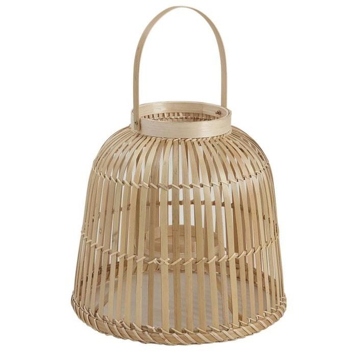 Lanterne en bambou  AUBRY GASPARD image 0