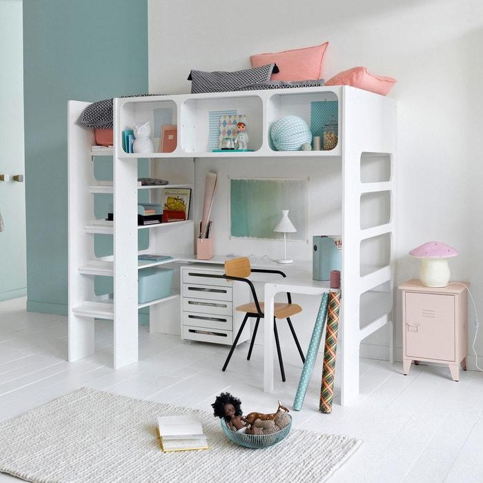 la redoute ampm lit mezzanine. Black Bedroom Furniture Sets. Home Design Ideas