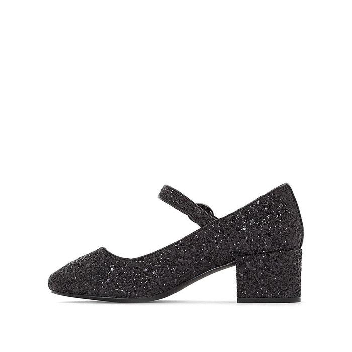 ... Ballerines paillettes noir Mademoiselle R ...