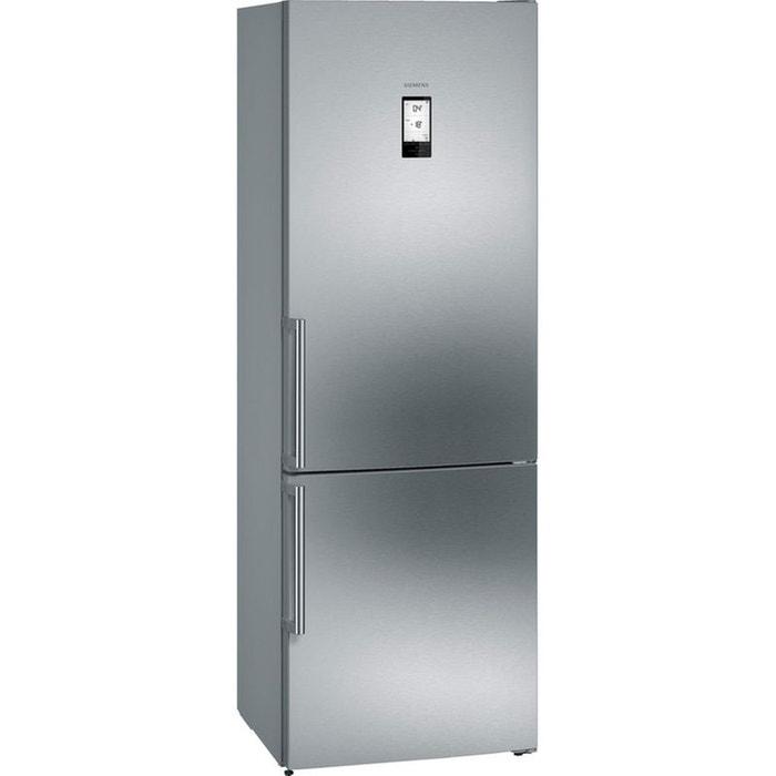 refrigerateur congelateur en bas kg49nai31 inox easyclean. Black Bedroom Furniture Sets. Home Design Ideas