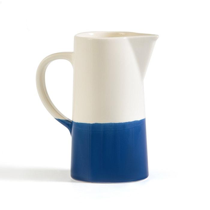 Jarra bicolor de cerámica, Zalato  La Redoute Interieurs image 0
