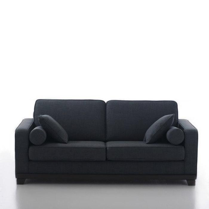 afbeelding Omvormbare 2- of 3-zit canapé Edwin, superieur comfort in mêlee stof La Redoute Interieurs