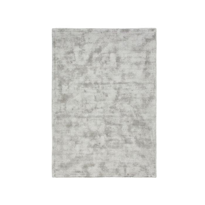 Tappeto XL tinta unita effetto invecchiato 100% viscosa, Izri  La Redoute Interieurs image 0