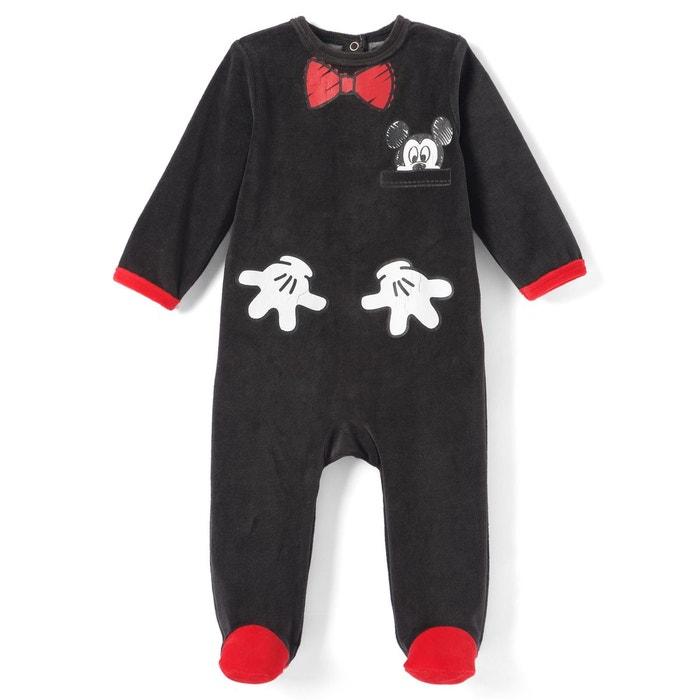 Pyjama 1 pièce, imprimé Mickey Mouse