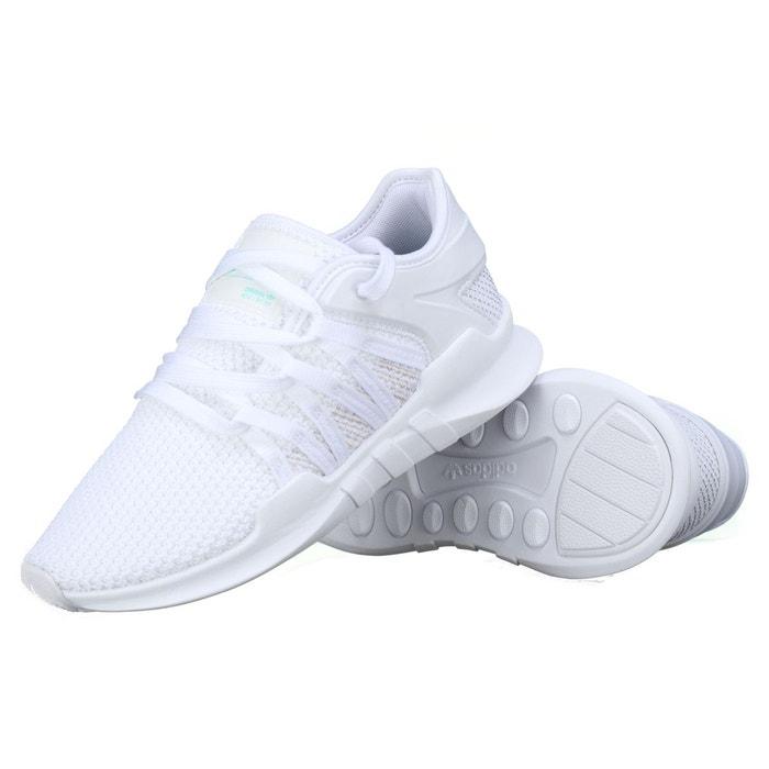 Basket eqt racing adv w  blanc Adidas  La Redoute