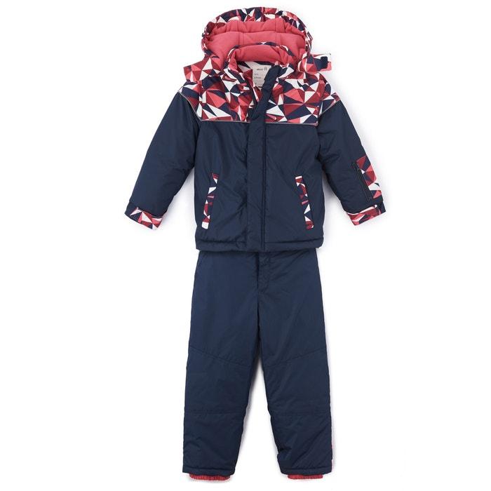 Image Completo giacca e pantaloni da sci bambina 3 - 12 anni La Redoute Collections