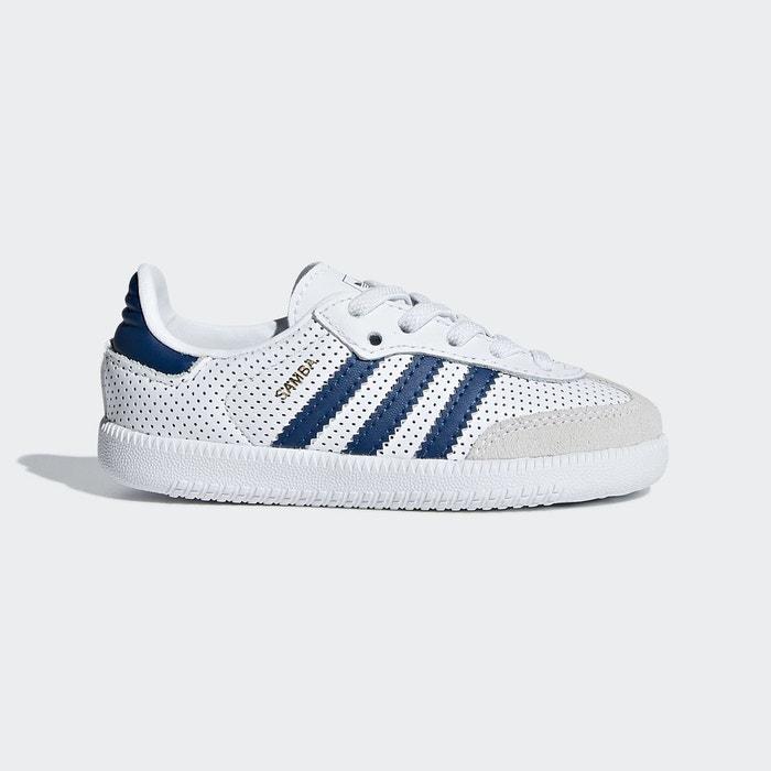 new style 29e54 23887 Chaussure samba og blanc Adidas Originals   La Redoute