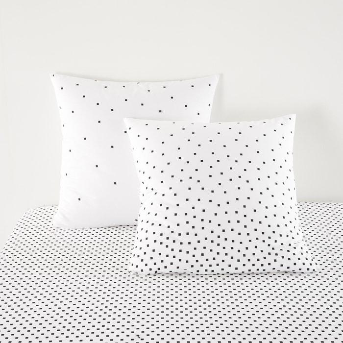 Image Taie d'oreiller, percale de coton, Scaliot La Redoute Interieurs