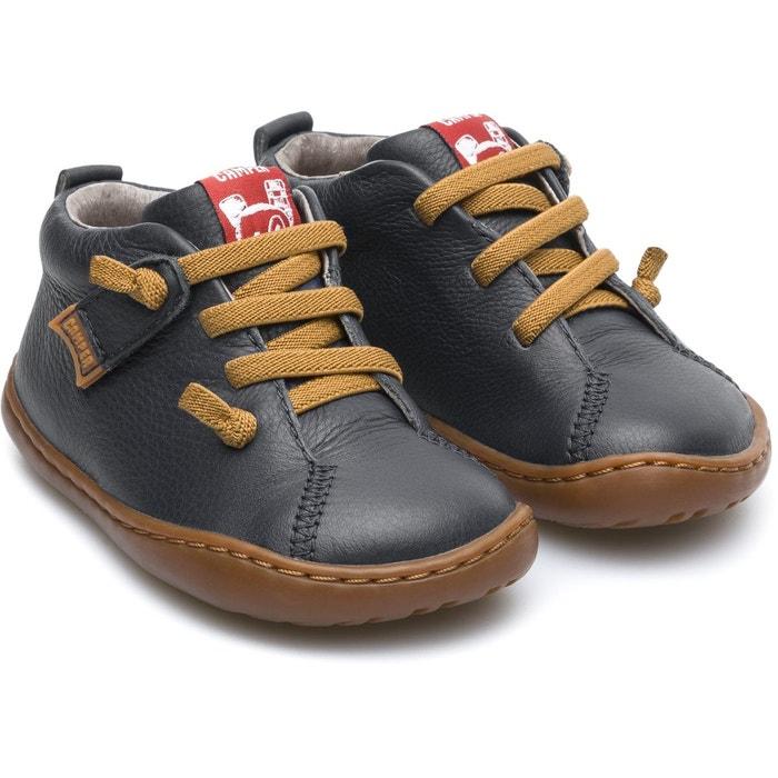 Camper 395 Jr Geox Girl Eu Chaussures Baskets Bleues Garçon E Ciak HwaHdx