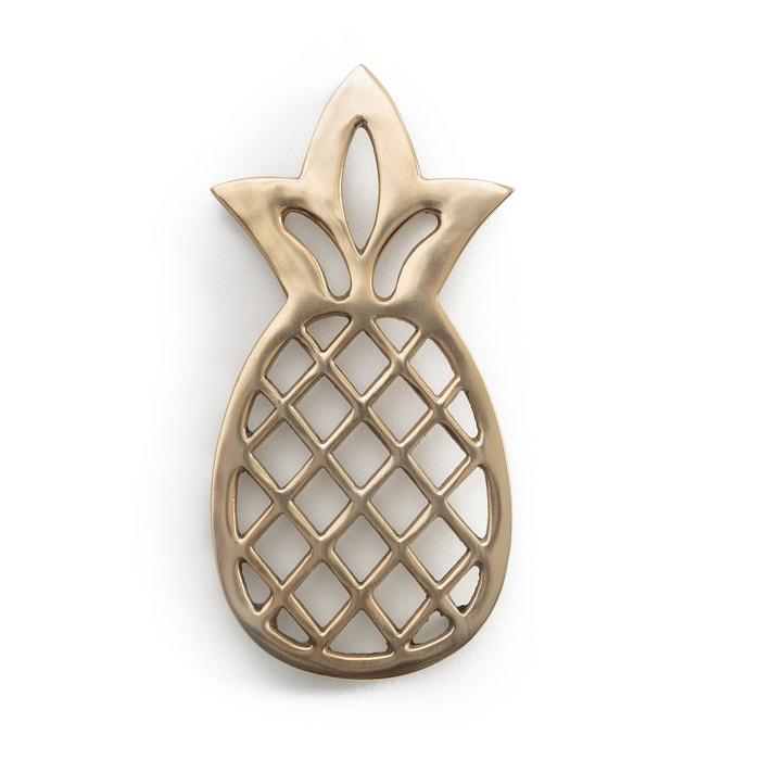 Onderzetter in ananasvorm met ajour  La Redoute Interieurs image 0