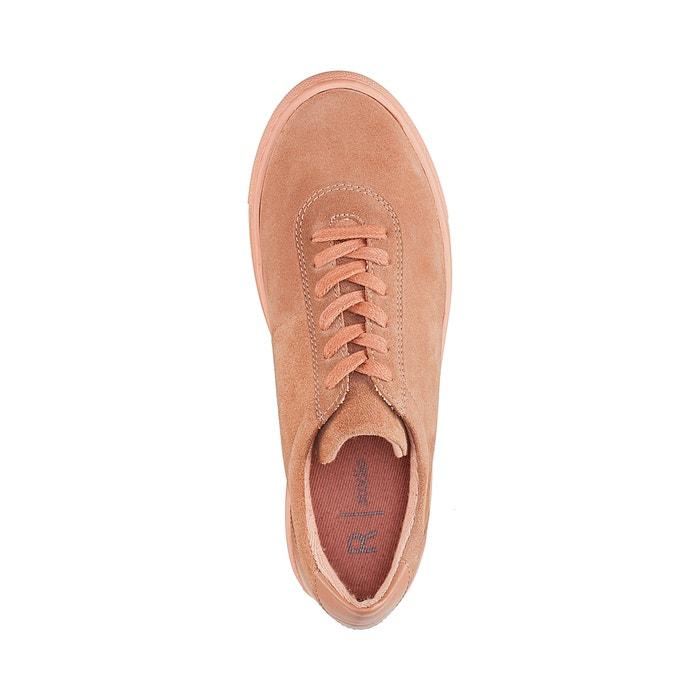 piel monocromas Zapatillas de deportivas La Collections Redoute wPqEIPY6CW