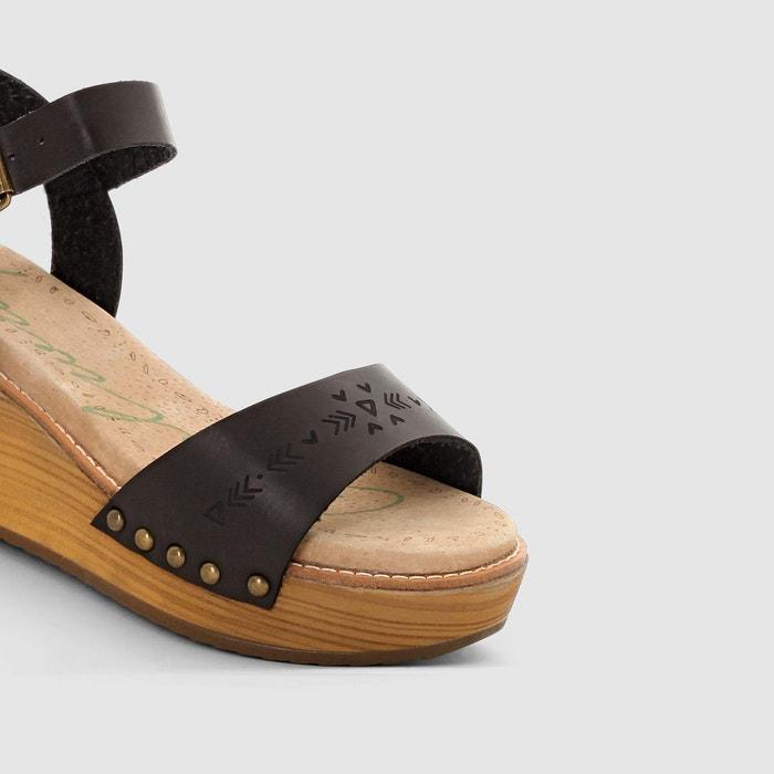 Sandales compensées, casidi Coolway
