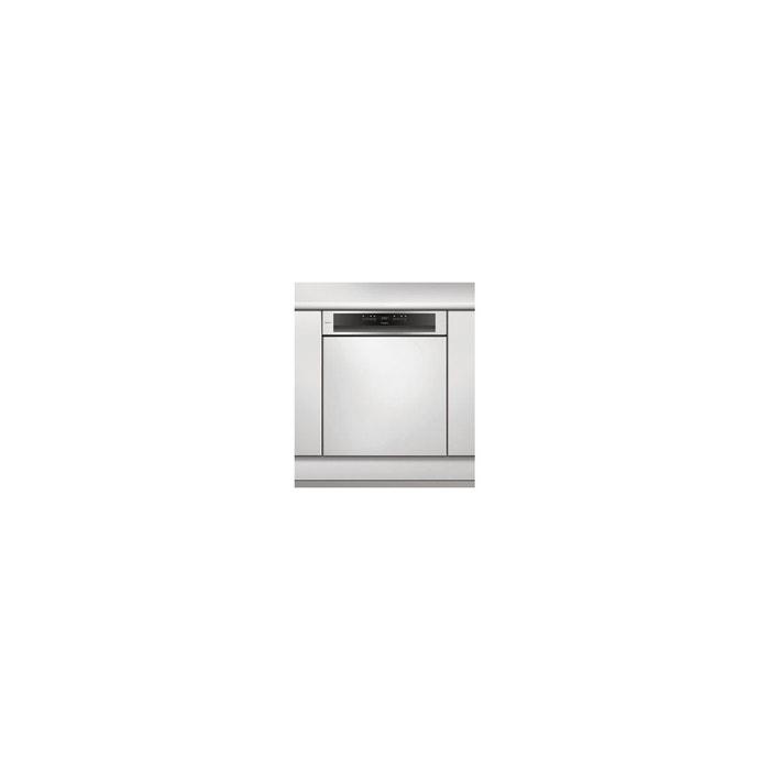lave vaisselle encastrable wbo3t333dfi whirlpool la redoute. Black Bedroom Furniture Sets. Home Design Ideas
