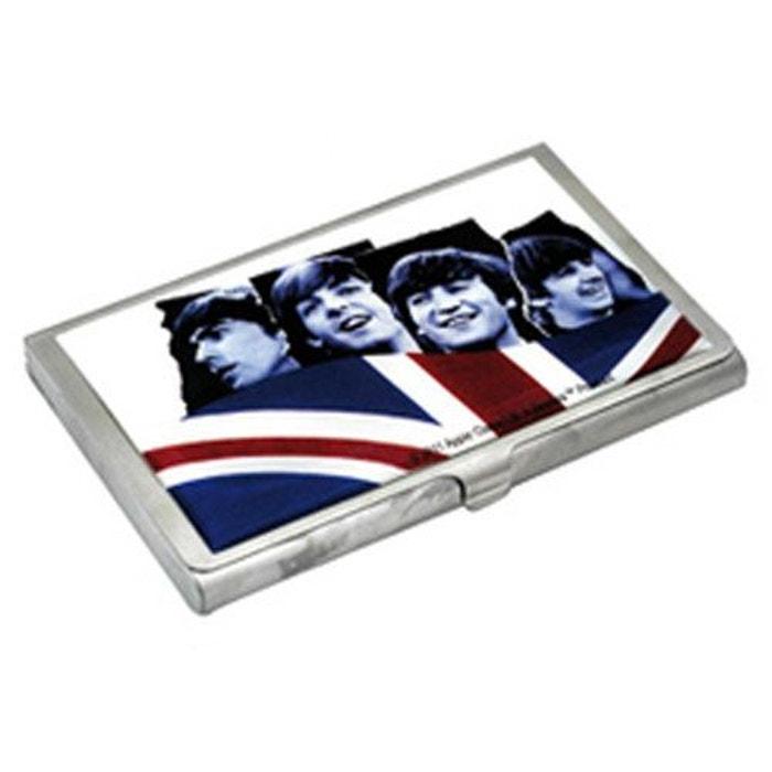 Etui Mtal Pour Cartes De Visite The Beatles TROPICO Image 0