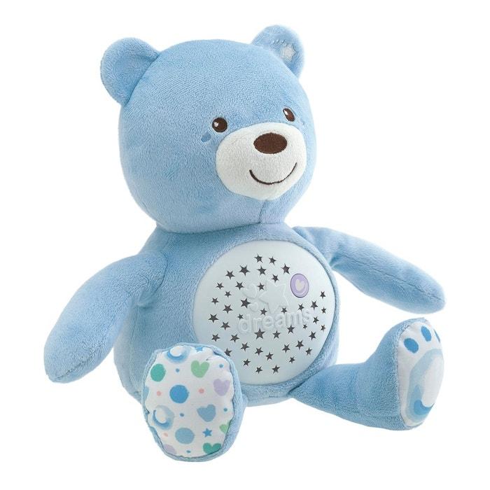 Ourson projecteur Baby Bear, bleu  CHICCO image 0