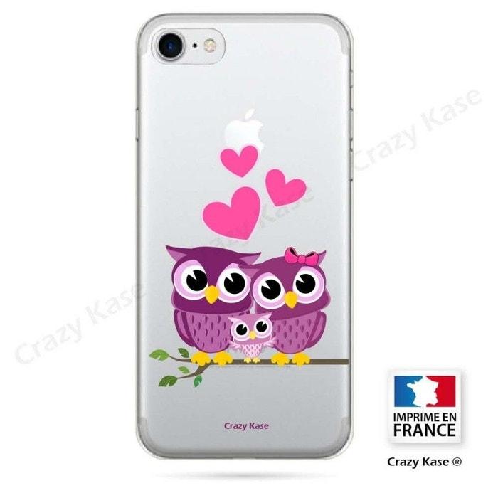 coque iphone 7 chouette