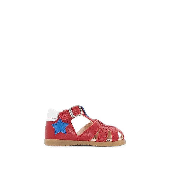 Roca Leather Sandals  BOPY image 0