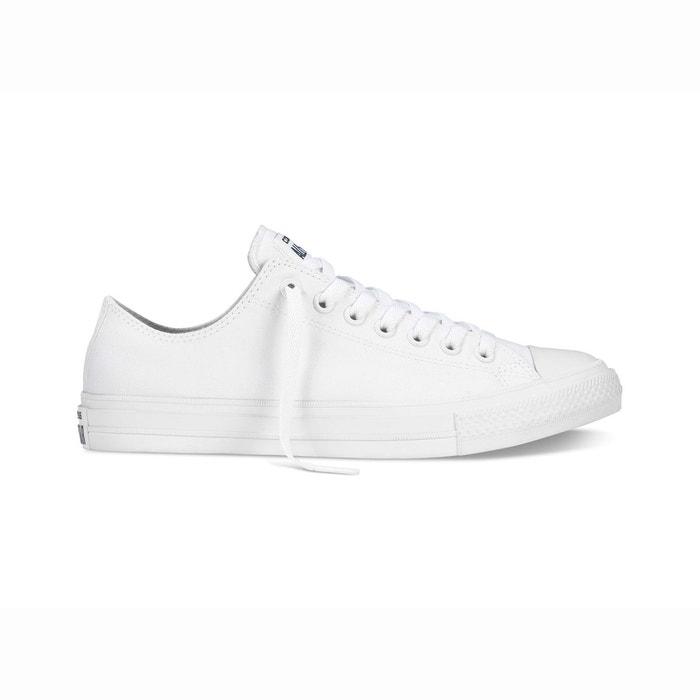 Baskets ctas ii blanc Converse