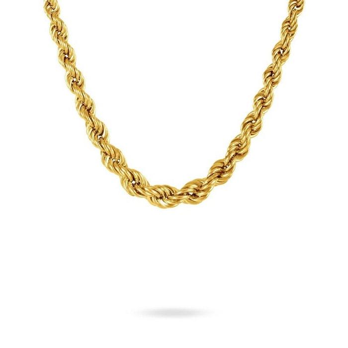 Chaine or jaune Histoire D'or | La Redoute Wiki Vente En Ligne Pas Cher De La France Sneakernews De Sortie ATKplGBT