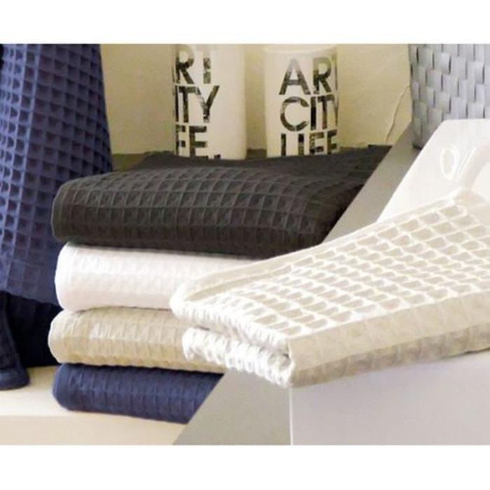 serviette de toilette saphir french chalet la redoute. Black Bedroom Furniture Sets. Home Design Ideas