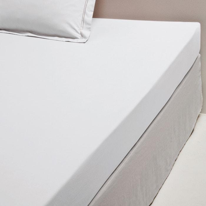 Lenzuolo con angoli in percalle di puro cotone, PALACE  La Redoute Interieurs image 0