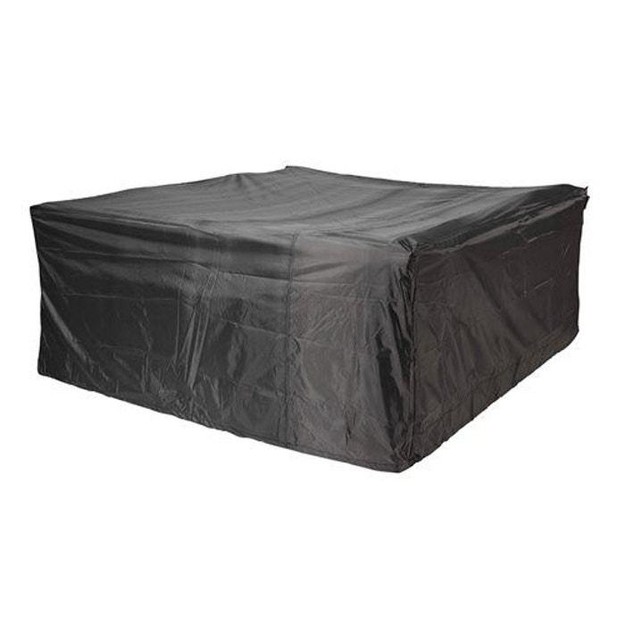 housse mobilier de jardin aerocover gris aerocover la. Black Bedroom Furniture Sets. Home Design Ideas
