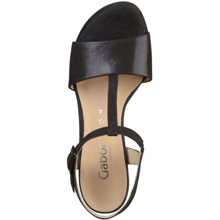 Sandales sombre Gabor