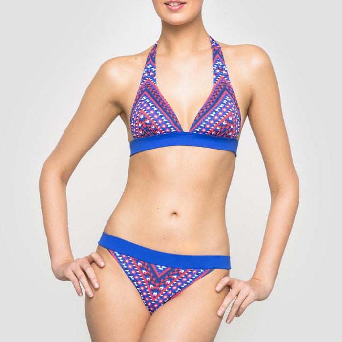Imagen de Braguita de bikini estampada La Redoute Collections