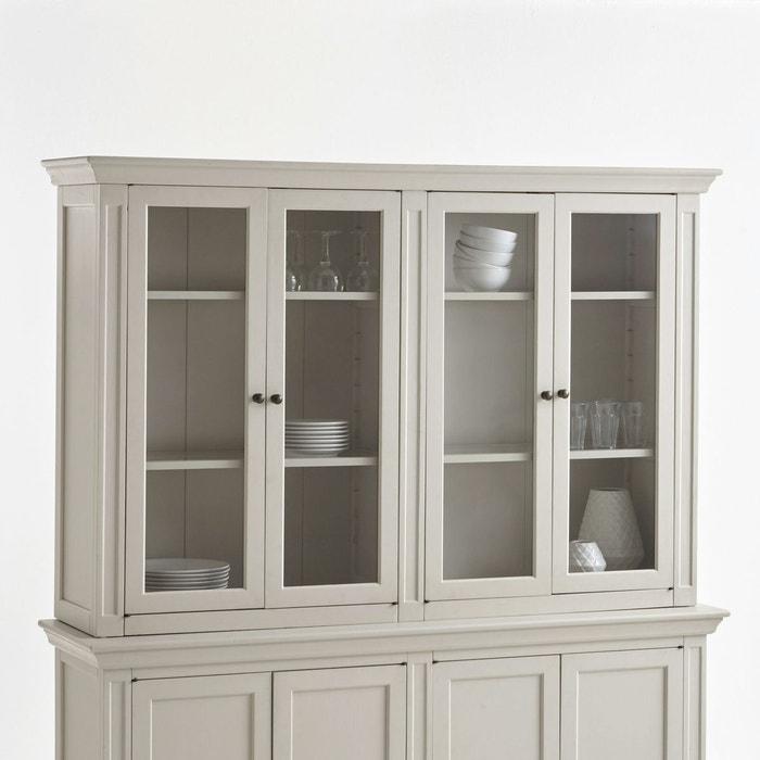 Vaisselier 4 portes ad lia la redoute interieurs la redoute - Buffet vaisselier moderne ...