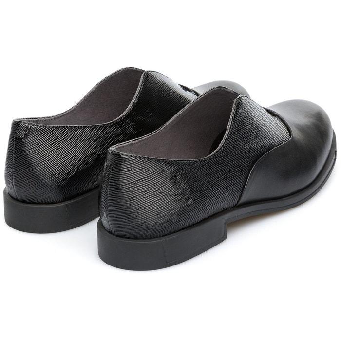 Bowie k200204-005 chaussures plates femme noir Camper